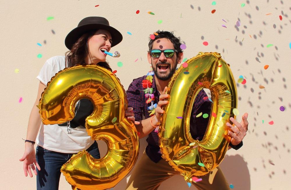 30-års fødselsdag