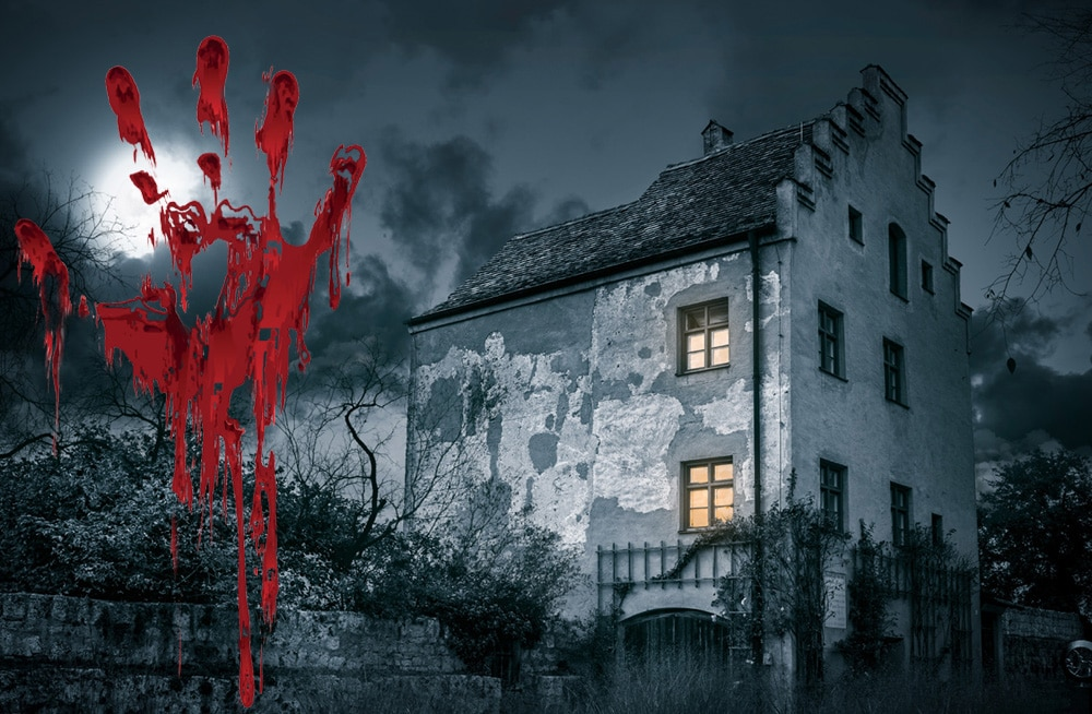 mordgåde halloween