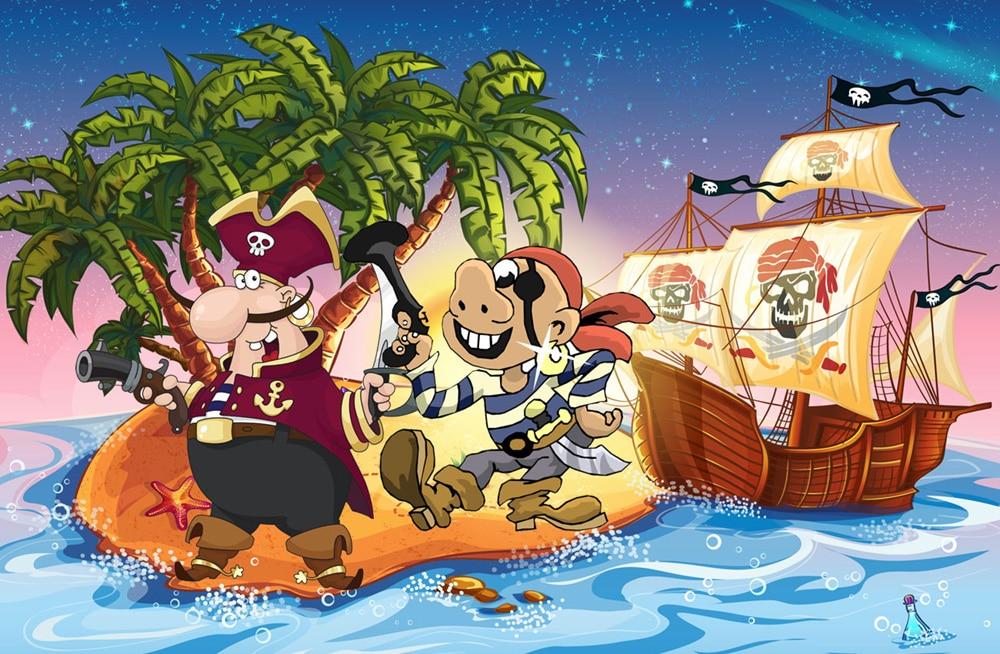 piratbørnefødselsdag