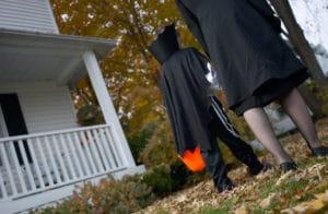 halloween lege børn