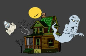 spøgelsemysterie for børn