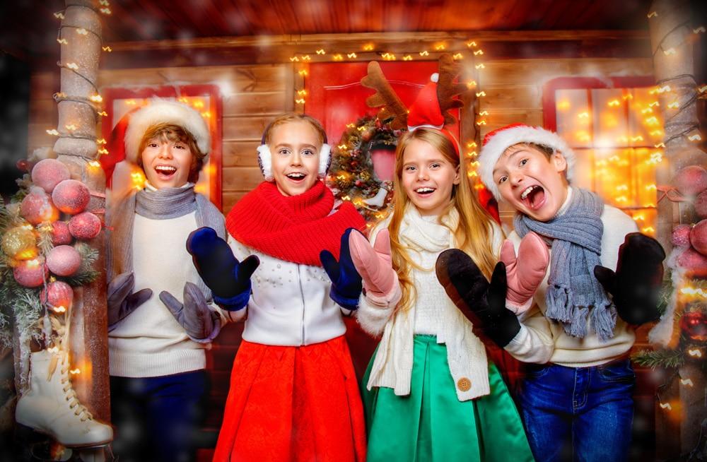 julefest børn